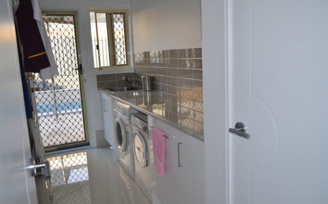 Laundry Cabinetry Maker Redlands1 650x406 - Laundry Cabinetry