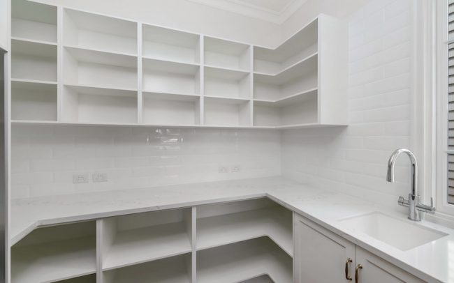 Scullery Cabinetry Maker Redlands1 650x406 - Scullery And Space Savers